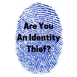 Are YouAn IdentityThief